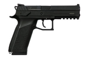CZ-USA Pistol: Semi-Auto CZ P-09 Duty - Click to see Larger Image