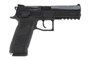 CZ-USA Semi-Automatic Pistol CZ P-09 Duty - Click to see Larger Image