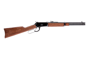 BrazTech|Rossi R92 Carbine Lever Action Rifle Lever Action 357 Blue