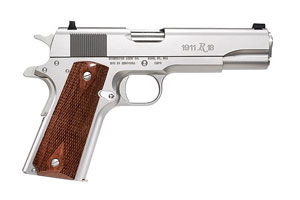 Remington Pistol: Semi-Auto Remington 1911 R1 Stainless - Click to see Larger Image