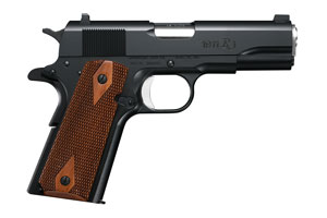 Remington Pistol: Semi-Auto Remington 1911 R1 Commander - Click to see Larger Image