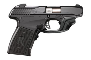 Remington R51 Crimson Trace Single Action 9MM Matte Black