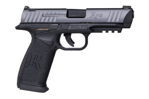 Remington RP9 Double Action Only (Striker Fired Action) 9MM Matte Black PVD Slide