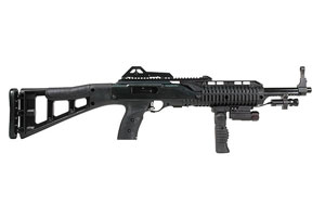 Hi-Point Firearms Rifle: Semi-Auto Carbine TS with Laser, Forward Grip and Light - Click to see Larger Image