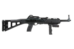 Hi-Point Firearms Rifle: Semi-Auto Carbine TS(Target Stock) w/Forward Grip & Light - Click to see Larger Image