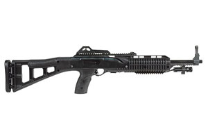 Hi-Point Firearms Carbine TS (Target Stock) with Laser Semi-Automatic 9MM Black