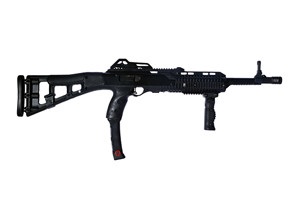 Hi-Point Firearms Rifle: Semi-Auto Carbine TS (Target Stock) with Forward Grip - Click to see Larger Image