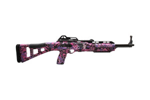 Hi-Point Firearms Carbine TS (Target Stock) Semi-Automatic 9MM Pink Camo