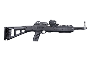 Hi-Point Firearms Rifle: Semi-Auto Carbine TS (Target Stock) with Crimson Trace RD - Click to see Larger Image