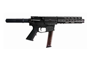 American Tactical Imports Mil-Sport Pistol Semi-Automatic 9MM Black