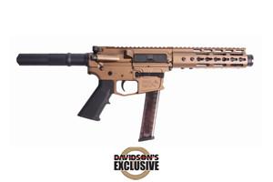 ATIG15MSP9KM5BB Mil-Sport Pistol Davidsons Exclusive