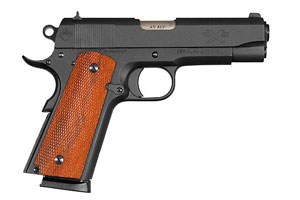 American Tactical Imports FX 1911 GI Single Action 45AP Matte Black