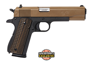 American Tactical Imports FX 1911 Military DDES G10 ATIGFX45MILBS