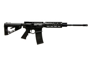 American Tactical Imports Rifle: Semi-Auto Omni Hybrid Quad Rail Carbine - Click to see Larger Image