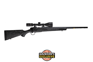 Bergara Rifle: Bolt Action Ridge CRP - Click to see Larger Image