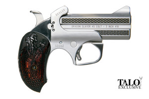 Bond Arms Pistol: Derringer Dragon Slayer TALO Special Edition - Click to see Larger Image