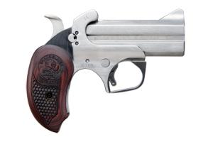 Bond Arms Snake Slayer Break Open 45LC|410 Gauge Stainless Steel