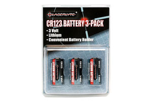 LaserLyte  Batteries CR123 - Click to see Larger Image