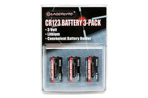 BAT-CR123 Batteries CR123