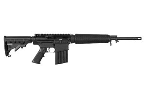 Bushmaster 308 O.R.C. (Optics Ready Carbine) Semi-Automatic 308 Black Matte
