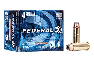 C41A Federal Ammunition