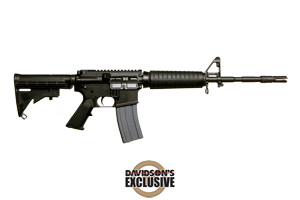 Colt Rifle: Semi-Auto Expanse Heavy Barrel (Davidson's Exclusive) - Click to see Larger Image