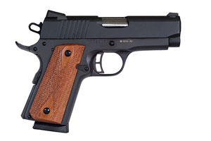 Legacy Sports Intl|Citadel Citadel 1911 Compact Single Action 45AP Matte Black