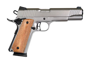 Legacy Sports Intl|Citadel Citadel 1911 Full Size Single Action 45AP Brushed Nickel