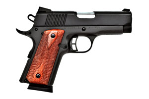 Legacy Sports Intl|Citadel Citadel 1911 Compact Single Action 9MM Matte Black