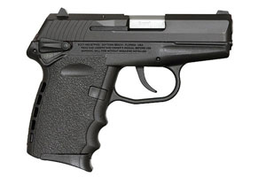 SCCY Industries CPX-1-CB Double Action Only 9MM Black Nitride