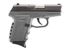 SCCY Industries CPX-2-CB Double Action Only 9MM Black Nitride