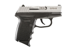 SCCY Industries Pistol: Semi-Auto CPX-3-TT - Click to see Larger Image