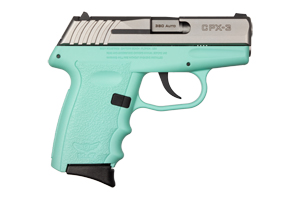 SCCY Industries Pistol: Semi-Auto CPX-3-TTSB - Click to see Larger Image