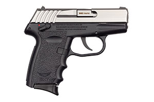 SCCY Industries Pistol: Semi-Auto CPX-4-TT - Click to see Larger Image