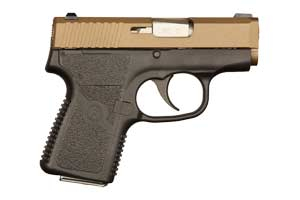 Kahr Arms CW380 Burnt Bronze Cerakote Double Action Only 380 Burnt Bronze Cerakote
