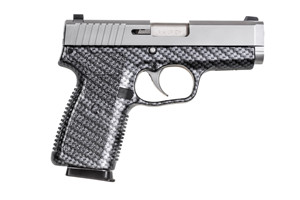 Kahr Arms Pistol: Semi-Auto CW9-Carbon Fiber Print - Click to see Larger Image