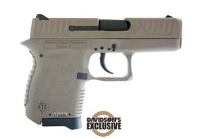 Diamondback Firearms Pistol: Semi-Auto DB9 Davidsons Exclusive - Click to see Larger Image