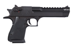 Magnum Research Desert Eagle Mark XIX Single Action 50AE Black Oxide