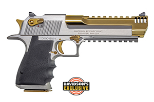 Magnum Research Desert Eagle Mark XIX Davidsons Exclusive DE50SRTGIMB