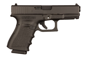 Glock Pistol: Semi-Auto 23 - Click to see Larger Image