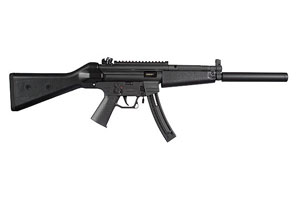 American Tactical Imports GSG-522 Carbine Semi-Automatic 22LR Matte Black