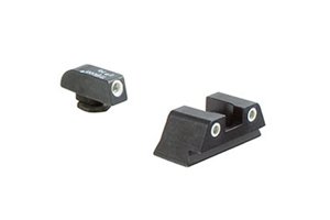 Trijicon  Bright & Tough 3 Dot Night Sight Set for Glock - Click to see Larger Image