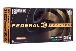 GM338LM2 Federal Ammunition