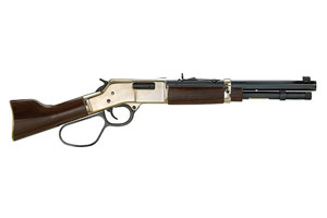 Henry Repeating Arms Big Boy Mare's Leg Lever Action 45LC Blue Barrel, Hardened Brass Receiver