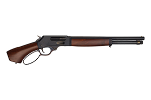 Henry Repeating Arms Shotgun: Lever Action Henry Lever Action Axe Shotgun - Click to see Larger Image