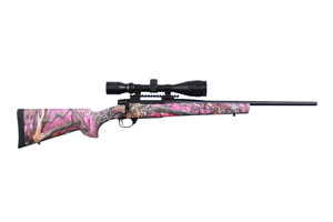 HGR36207FWC+ M1500 Bolt Action Rifle with Game King Scope