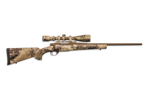 Legacy Sports Intl|Howa Rifle: Bolt Action M1500 Howa Hogue Kryptek Cerakote Package - Click to see Larger Image