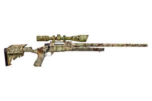 HWK95102P+ M1500 Axiom Varminter Bolt Action Rifle w/Scope