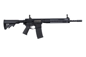 LWRC Rifle: Semi-Auto IC-SPR - Click to see Larger Image