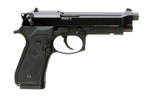 Beretta Pistol: Semi-Auto M9A1 22LR - Click to see Larger Image